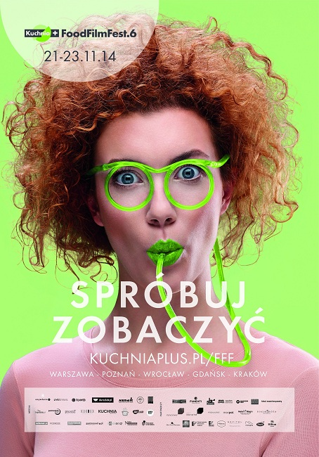 """Wolna Kuchnia poleca święto smakoszy i kinomanów """"Kuchnia + Food Film Fest"""""""